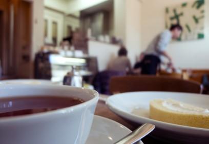 Sacra café - Kiyosumi Shirakawa