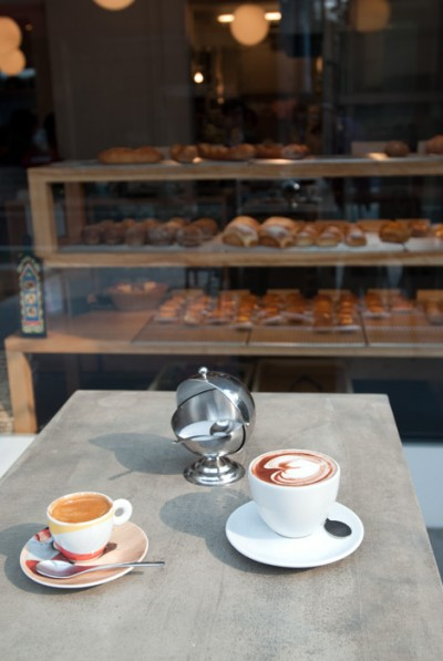 Bread & Espresso