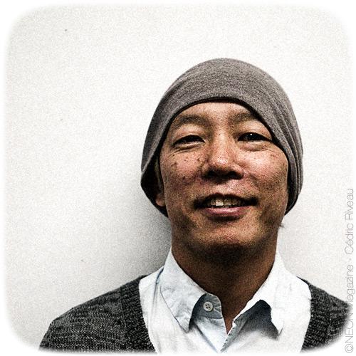 Takashi Homma - Portrait