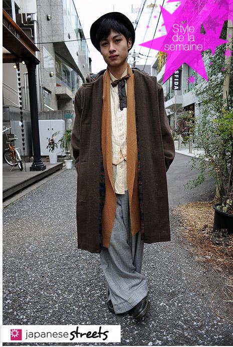 Tetsuya - Japanese streets